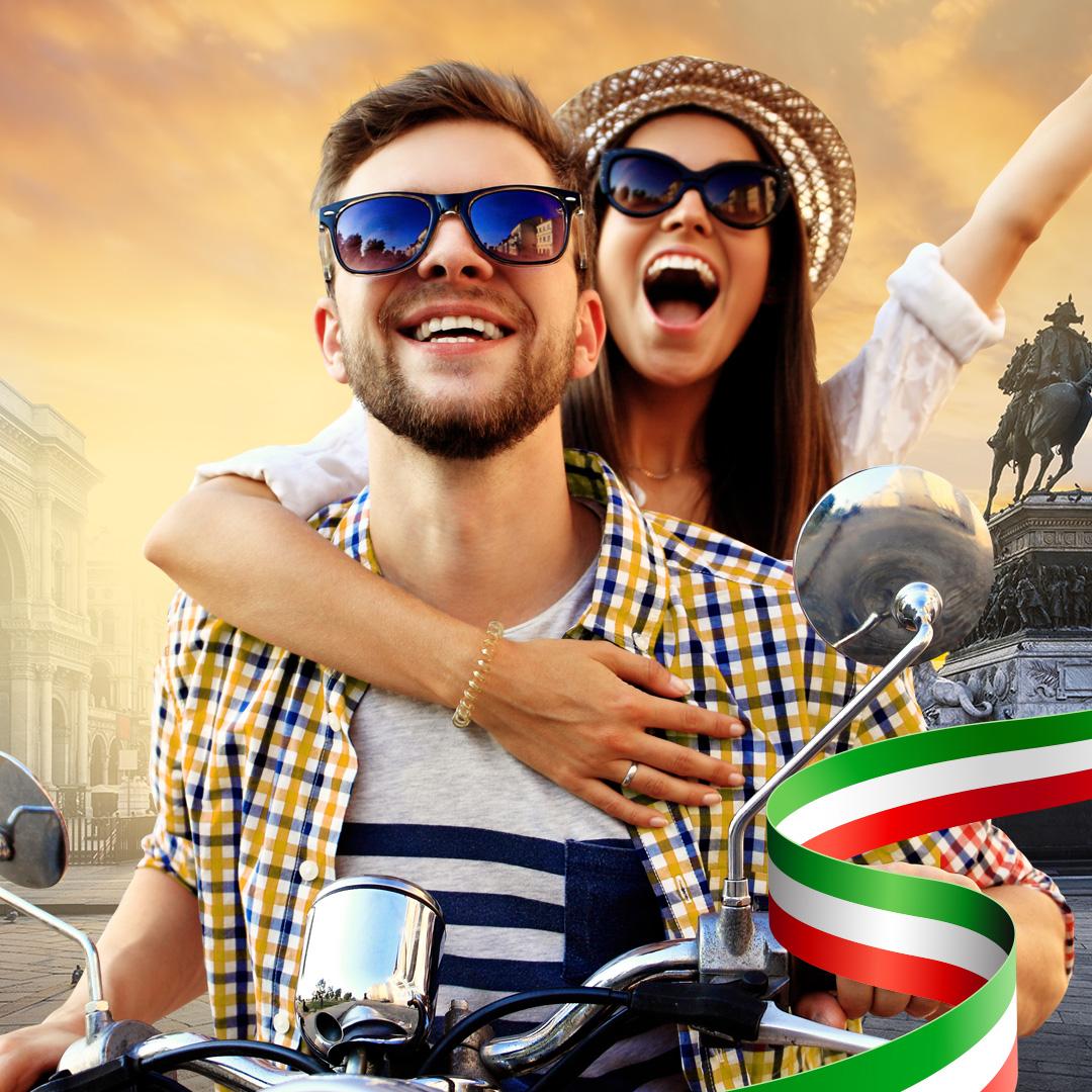 Visa и Белагропромбанк предлагают отправиться в Милан в новой рекламной кампании
